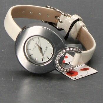 Dámské hodinky So Charm MF339-BLANC