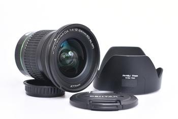 Objektiv Pentax DA Zoom 12-24mm f/4,0 ED