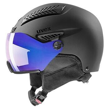 Lyžařská helma značky Uvex