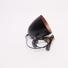Stojací lampa Eglo Chester černá/měď