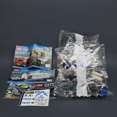 Stavebnice Lego City 60139 Mobile Command