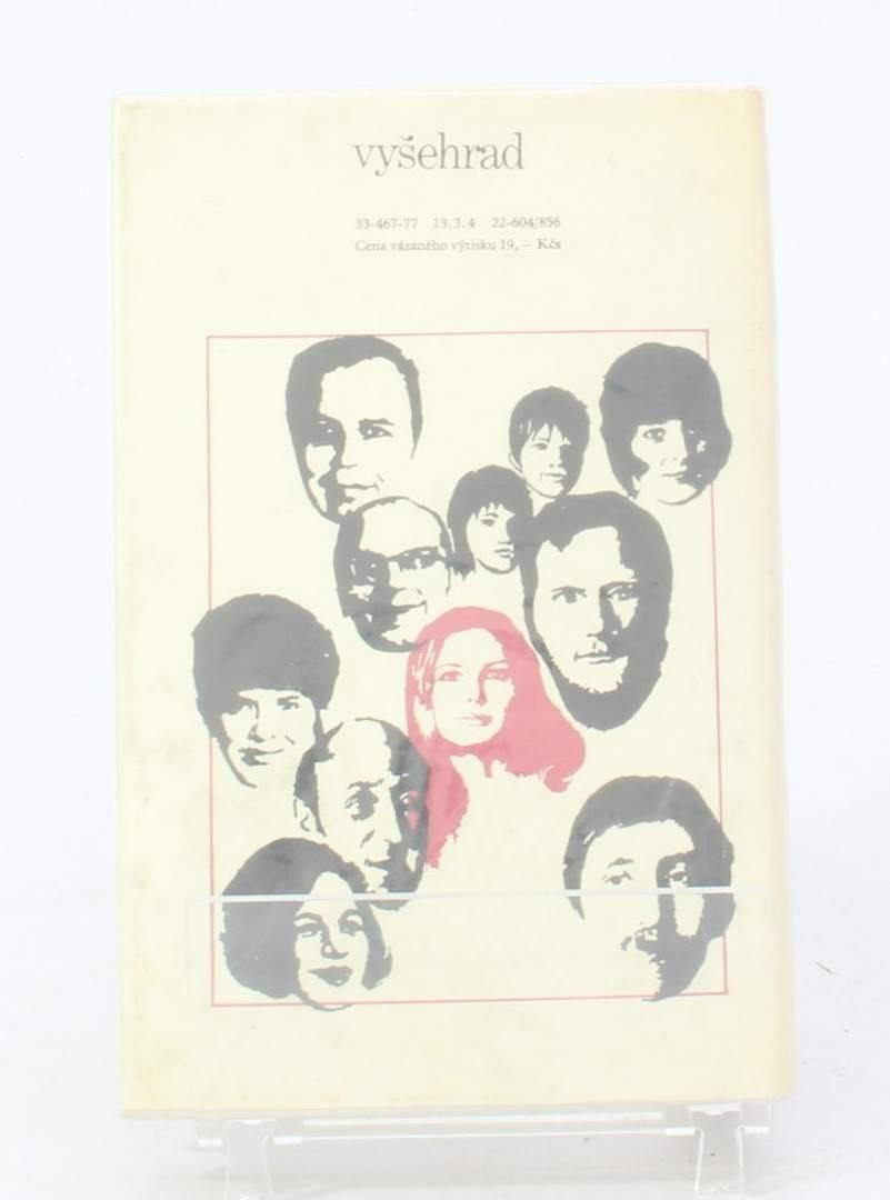 Kniha Vytautas Sirijos Gira: Babí léto