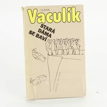Kniha Stará dáma se baví, Ludvík Vaculík