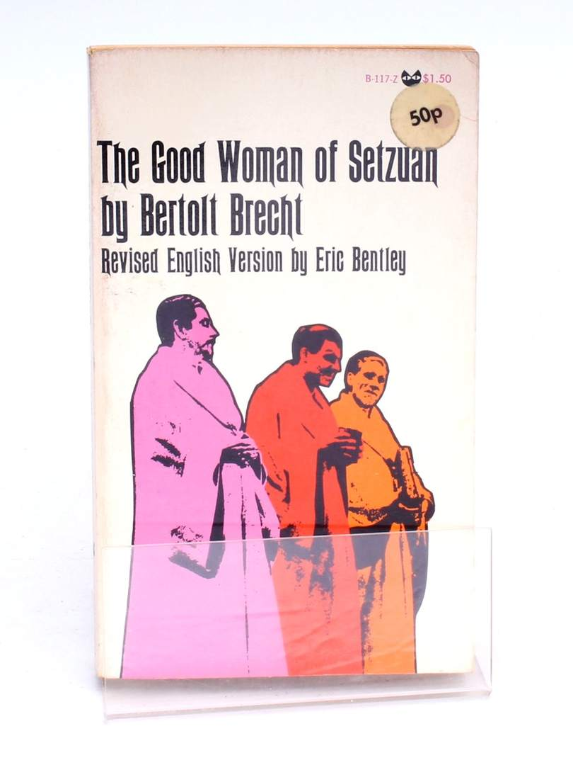 Kniha The Good Woman of Setzuan Bertolt Brecht