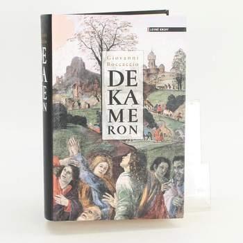 Kniha Dekameron - Boccaccio Giovanni