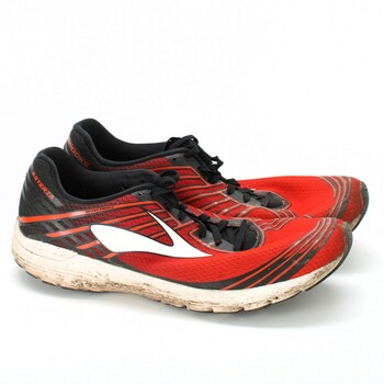 Běžecká obuv Brooks Asteria XL červená č. 45