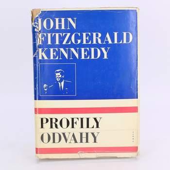 Kniha Profily odvahy John Fitzgerald Kennedy