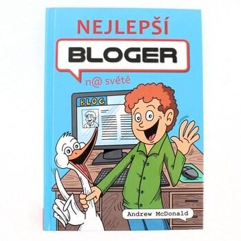 Dětská kniha Nejlepší bloger na světě