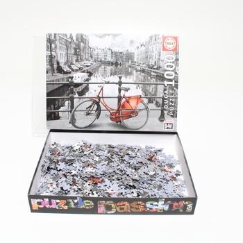 Puzzle 1000 Educa Amsterdam