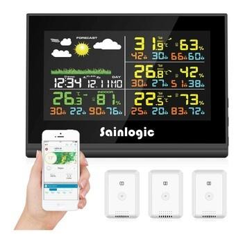 Meteostanice Sainlogic FT0850 Plus