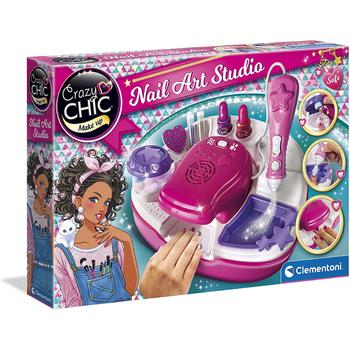 Nehtové studio Clementoni Superstar Play Art