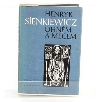 Kniha Odeon Ohněm a mečem Henryk Sienkiewicz