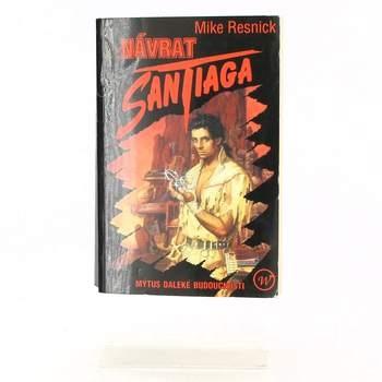 Kniha Návrat Santiaga