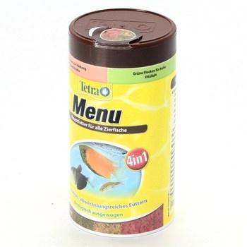 Krmivo pro rybičky  Menu Tetra 701410 4v1
