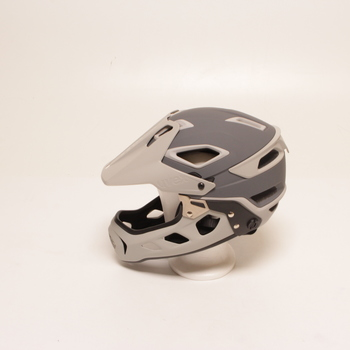 Cyklistická helma Uvex Jakkyl hde 2.0 šedá