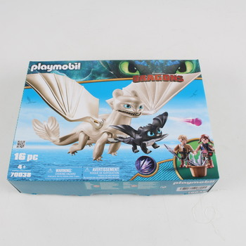 Stavebnice Playmobil 70038 Dragons