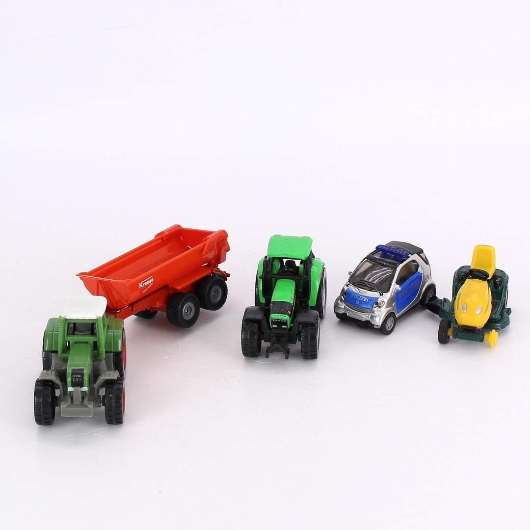 Modely autíček