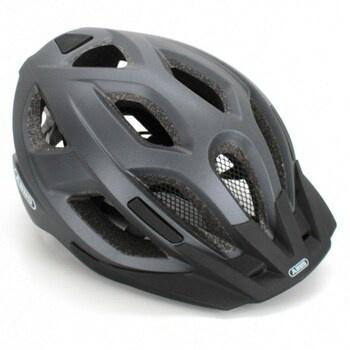 Cyklistická helma Abus Aduro 2.0 Titan