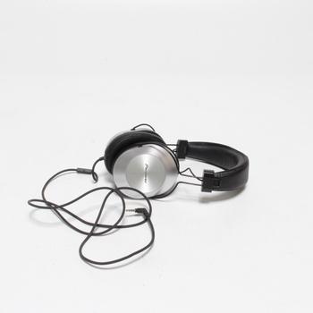 Sluchátka Pioneer SE-MS5T černostříbrná
