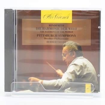 CD Die Harmonie Der Welt Hindemith Paul