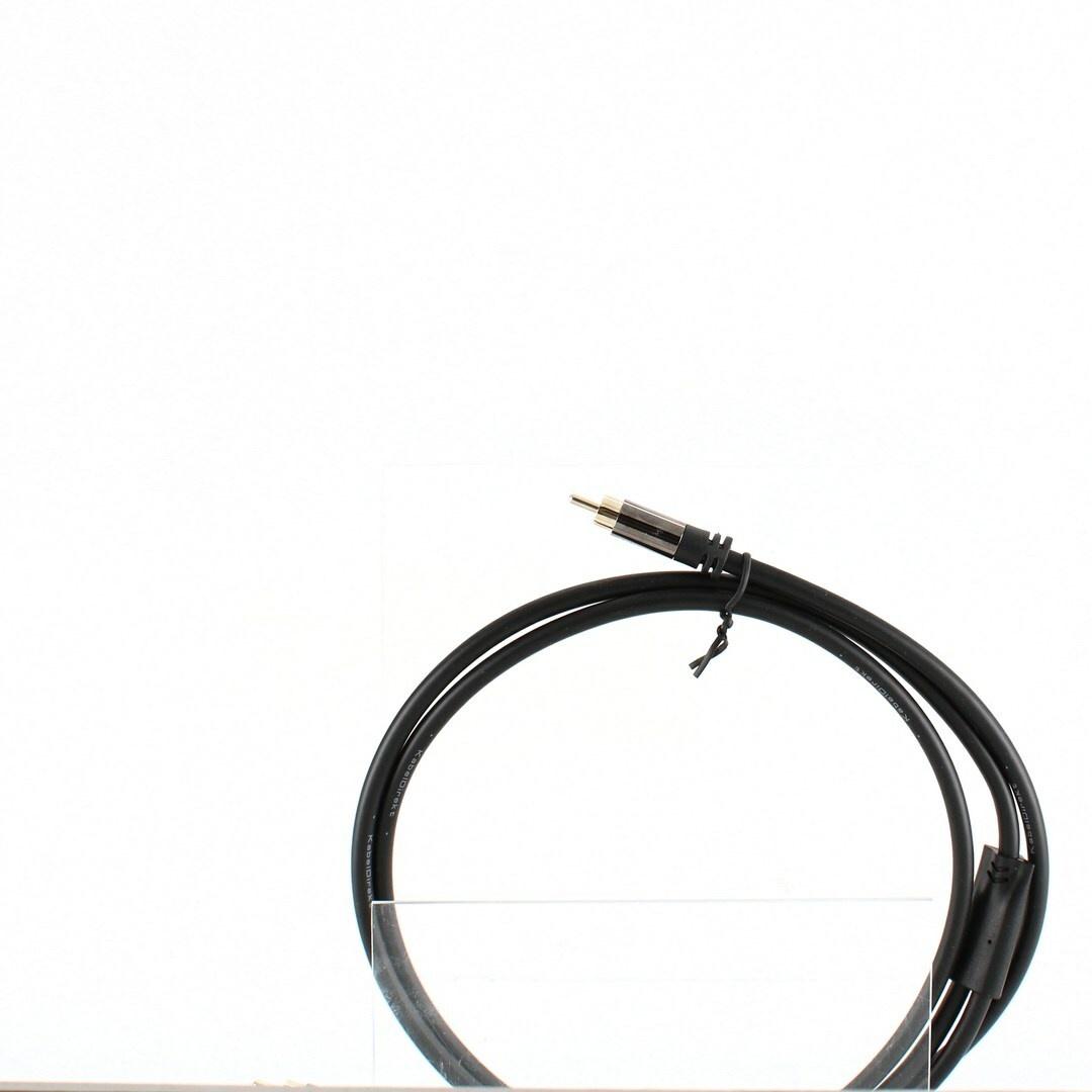 Audio kabel KabelDirekt 458 RCA Y 1,5 m