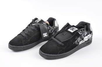 Tenisky DC Shoes Pixie 3 černé