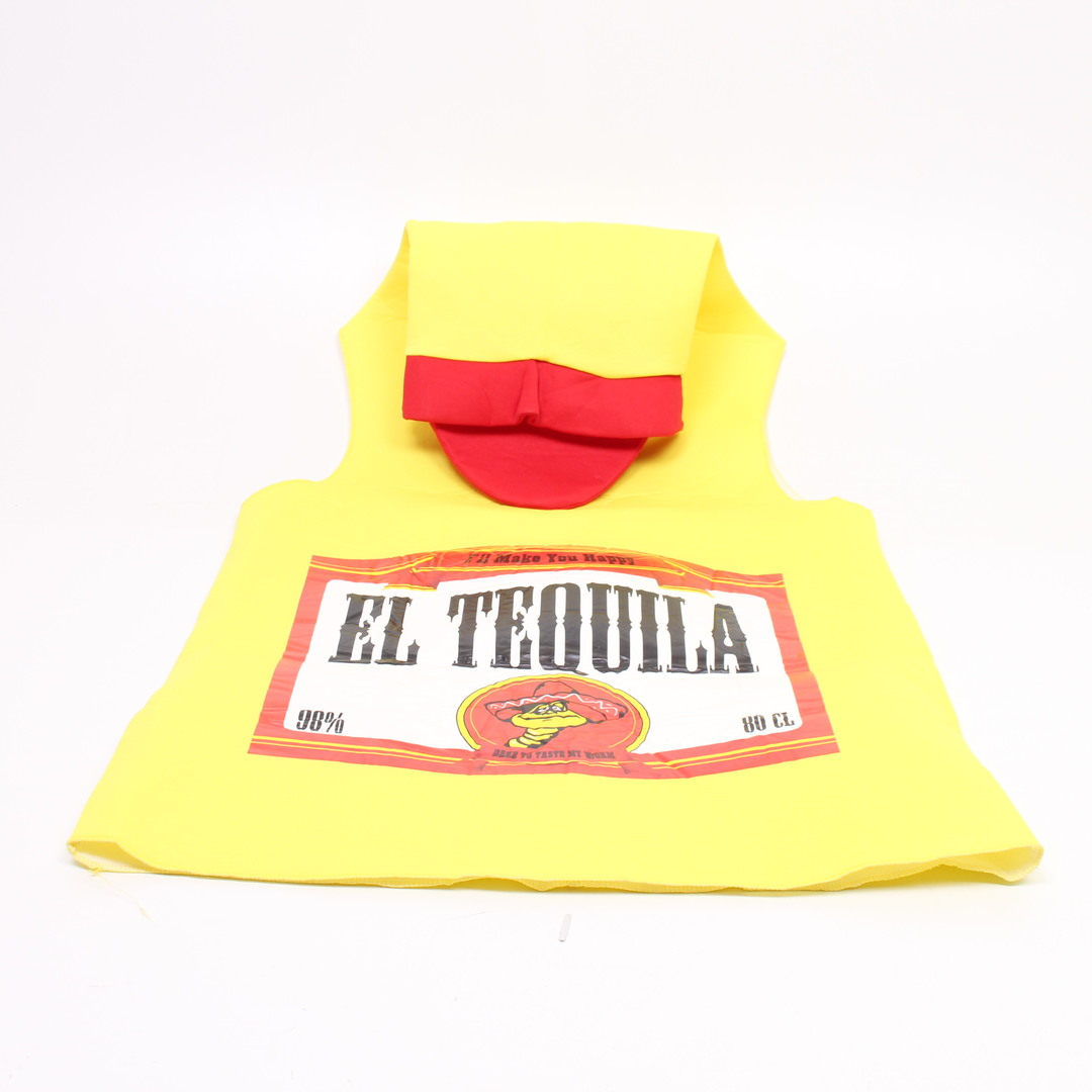 Dětský karnevalový kostým El Tequilla