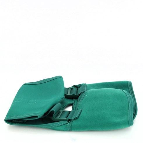 Zádový podpůrný pás TeleWelt zelený