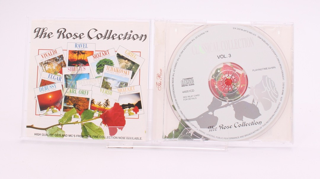 Classical collection: Rose collection