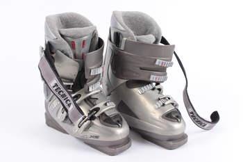 Lyžařské boty Tecnica Rival X5 šedé