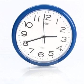 Nástěnné hodiny Trevi 3301 modré
