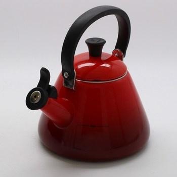 Konvice Le Creuset kónická, červená, 1,6L