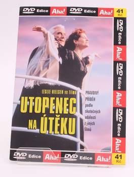 DVD Utopenec na útěku