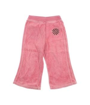 Dívčí tepláky Marks & Spencer růžové