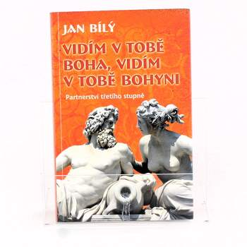 Kniha Vidím v tobě boha, vidím v tobě bohyni