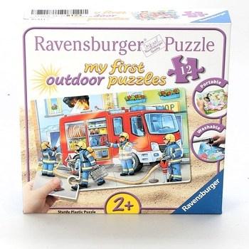 Puzzle Ravensburger 056132 Hasiči