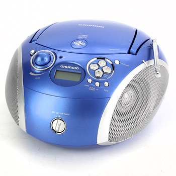Rádio s CD přehrávačem Grundig GRB 2000USB