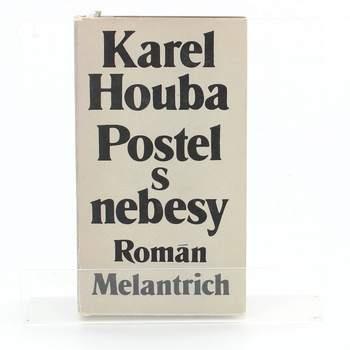 Kniha Karel Houba: Postel s nebesy