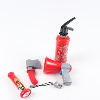 Kufřík s hasičským vybavením Klein
