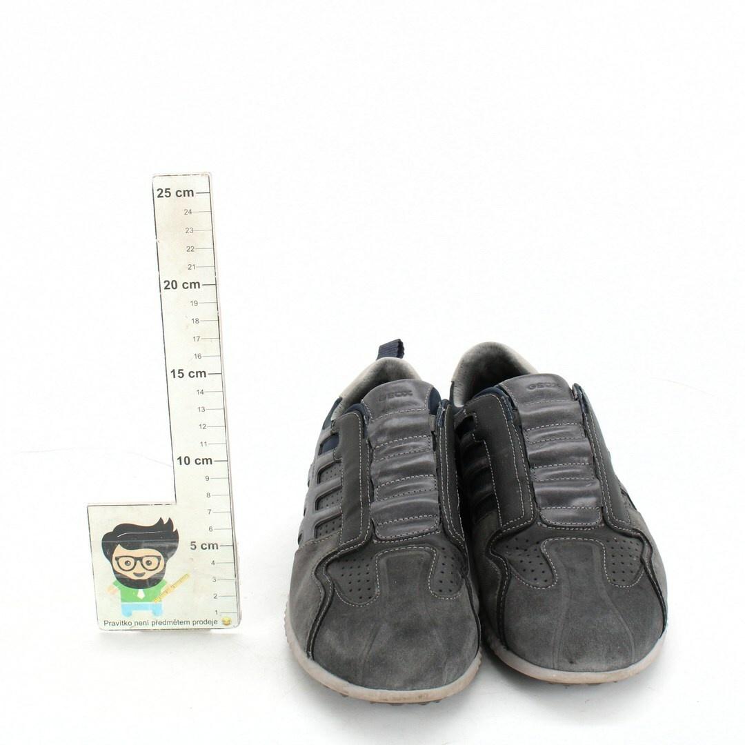 Pánské tenisky Geox šedé vel. 43