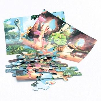 Dětské puzzle Ravensburger Gigantosaurus