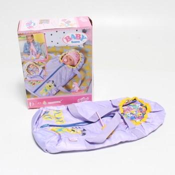 Sada doplňků pro panenky Baby Born 828014