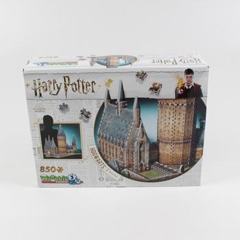 3D puzzle Wrebbit Harry Potter Great Hall