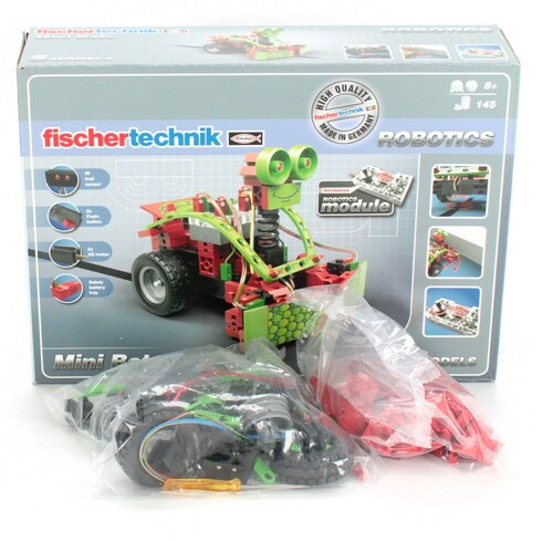 Stavebnice Fishertechnik Robotics Mini Bots