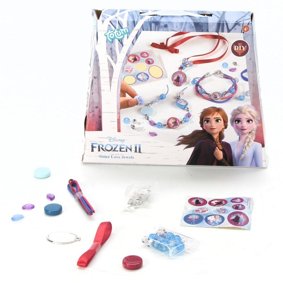Sada Frozen II TOTUM  Sister Love Jewels