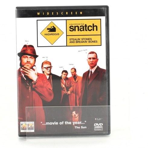 DVD Columbia Tristar Snatch
