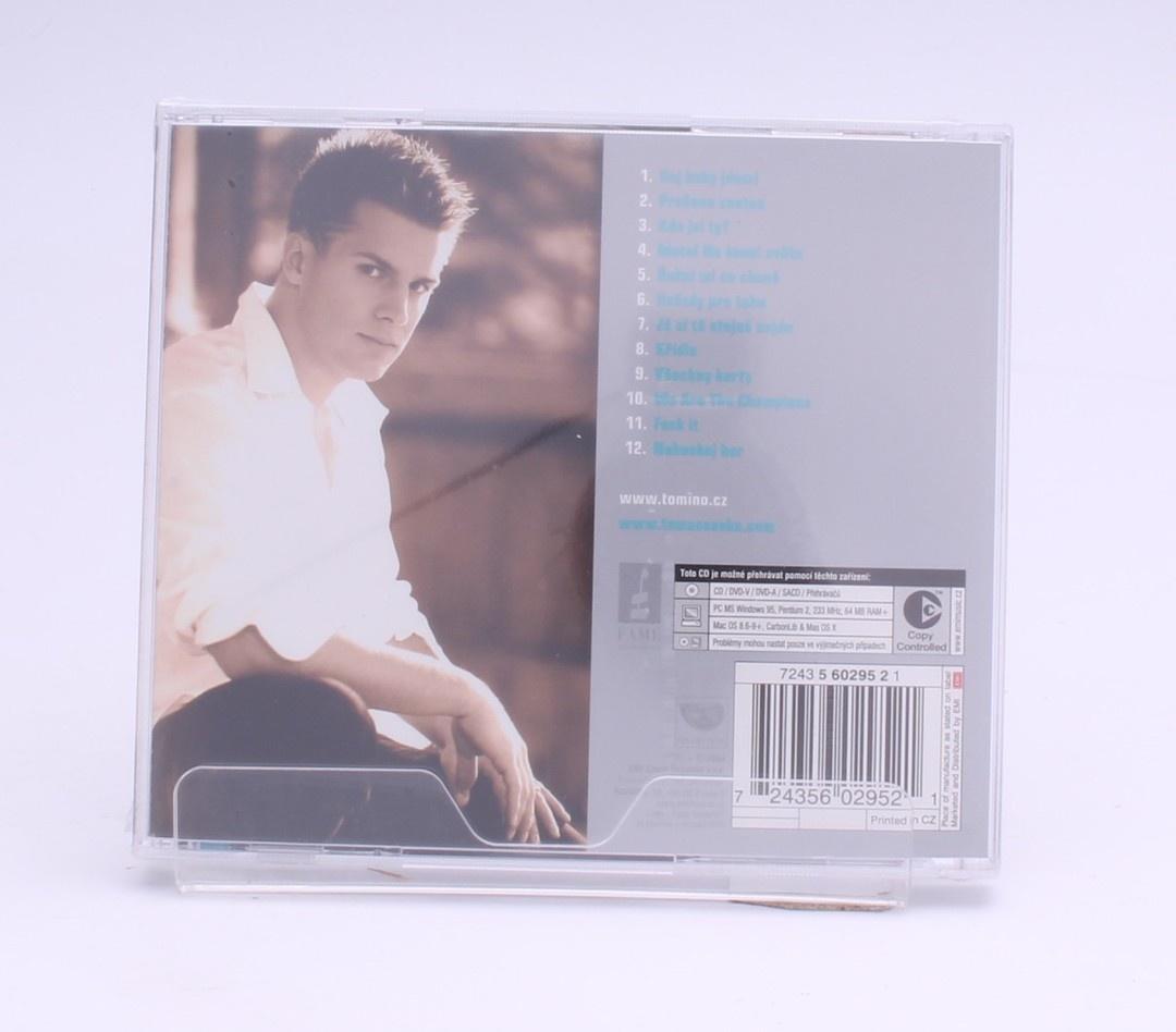 CD Tomáš Savka: Já si Tě stejně najdu