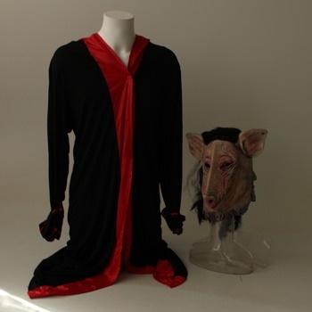 Pánský kostým Smiffys SAW pig