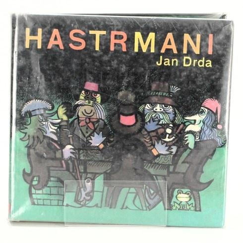 Kniha Hastrmani