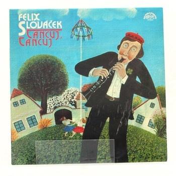 LP deska Felix Slováček: Tancuj, tancuj